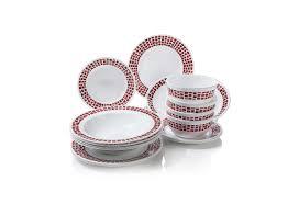 Corelle Plates Walmart Decorating Vitrelle 16 Pcs Corelle Dinnerware Set For Dinnerware