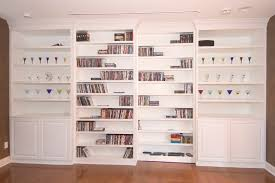 Custom Room Dividers by Custom Bookshelves Build Between Rooms As Room Divider Opens Playuna