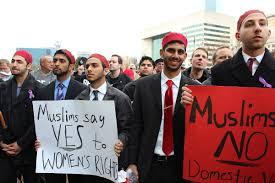 islam and domestic violence wikipedia