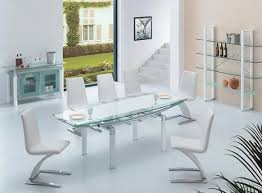 Designer Glass Dining Tables Table Saw Hq - Contemporary glass dining room furniture