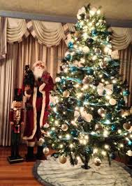 tiffany blue christmas tree christmas ideas pinterest blue