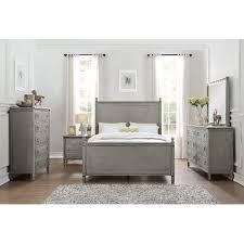 gray bedroom sets classic antique gray 6 piece full bedroom set aviana rc willey