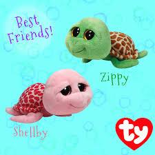 zippy shellby friends beanie boos