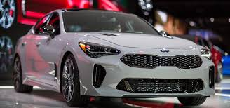 kia vehicle lineup kia to launch stinger sports sedan in may with independent badge