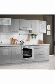 meuble haut cuisine noir laqué cuisine grise laquee inspirations avec meuble de cuisine noir laqua