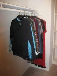 closet bar for hanging clothes thesecretconsul com
