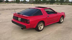 mitsubishi starion ls swap 1987 dodge conquest mitsubishi starion tsi turbo widebody youtube