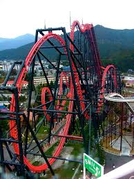 best 25 scary roller coasters ideas on roller coaster