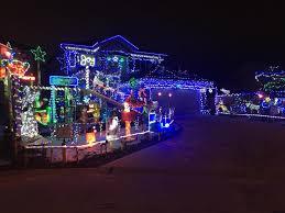 christmas light display synchronized to music some of the best christmas light displays in winnipeg qx104