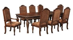 ashley furniture north shore dining room set price chairs table
