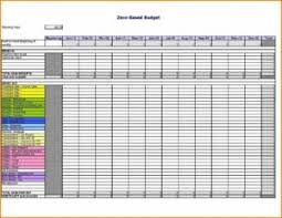 Dave Ramsey Budget Spreadsheet Template Zero Based Budget Spreadsheet Dave Ramsey Greenpointer
