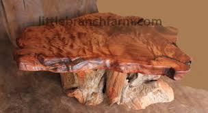 burl wood coffee table burl furniture live edge wood custom furniture littlebranch farm