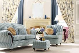 Duck Egg Blue Floral Curtains Curtains Curtains For Dining Room Kitchen Lounge U0026 More Plumbs