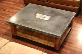 concrete coffee table for sale concrete coffee table concrete coffee table cc concrete top coffee