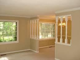 home design how to build a pony wall room divider tos diy