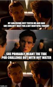 Hot Girlfriend Meme - my girlfriend just texted me and said she couldn t wait for a hot