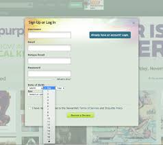 ui pattern names date input form fields ux design guidelines