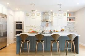 white wainscoted kitchen island design ideas