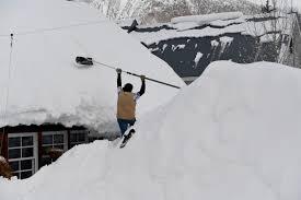 Photos Of Snow Photos Winter Pounds Colorado In The Start Of 2017