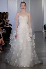 oscar de la renta bridal spring 2017 collection vogue