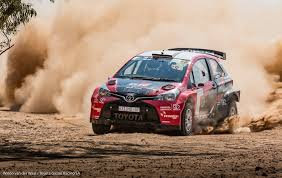 toyota rally car toyota gazoo racing ready for sasol rally car insurance
