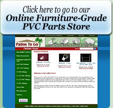 Outdoor Furniture Replacement Parts by Furniture Grade Pvc Parts Outdoor Furniture Replacement Parts