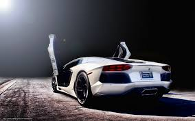 lamborghini back view download wallpaper lamborghini aventador back view silver free
