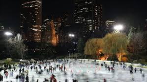 home wollman rink in central park