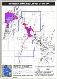 Map Of Leavenworth Wa The Community Of Peshastin Wa