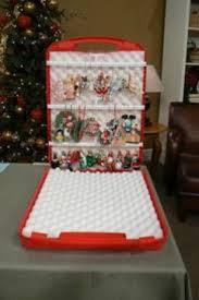 ornament safe ornament storage box