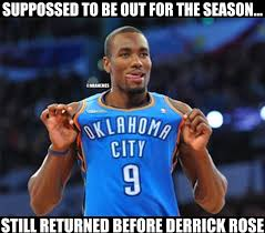 Okc Memes - 15 best memes of serge ibaka the oklahoma city thunder finally