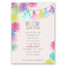 watercolor garland baby shower invitation invitations by dawn