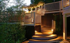 Patio Lighting Options Home Decorating Ideas With Lucia Deck And Patio Lighting Options