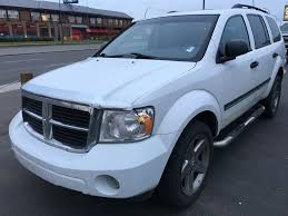 jeep durango 2008 used 2008 dodge durango 4 door sport utility in lethbridge ab l
