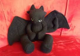 toothless plush buy your dragon or make it plush toy box