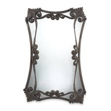 Bed Bath And Beyond Bathroom Mirrors by Iron Bridge Mirror Bedbathandbeyond Com For Master Bedroom