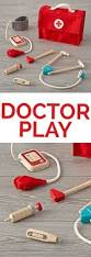 this doctor play set will get playtime off to a healthy start