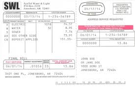 Help Paying Light Bill Utilities Mailroom Automation Software U0026 Print To Mail Design