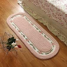 floral bath rugs amazon com