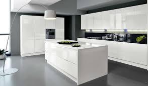 cuisine avec ilot central arrondi ilot central avec photo cuisine ilot design cuisine design blanche