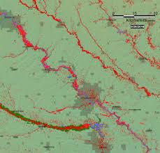 Cu Boulder Map 2016 Flood Usa 4400