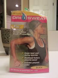 dri sweat headband hair hairscapades page 4