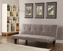 Living Room Furniture Sofa Beds Atlanta Taupe  Seater Suede - Sofa beds atlanta