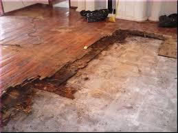 wood floor underlay concrete meze