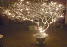 lighted tree branches white tree branches with lights i want the trees to lights on