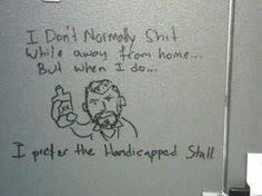 Funny Bathroom Pics Bad Graffiti 21 Blah Pinterest Graffiti Writing Funny
