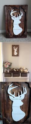 wildlife home decor home decorating ideas rustic deer head home decor hunting