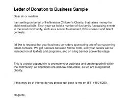 business donation letter template 10 fundraising letter templates