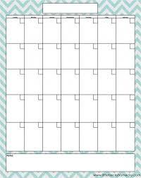 9 best calendar templates images on pinterest monthly calendars