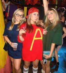 easiest and cheapest costume ever alvin from the chipmunks